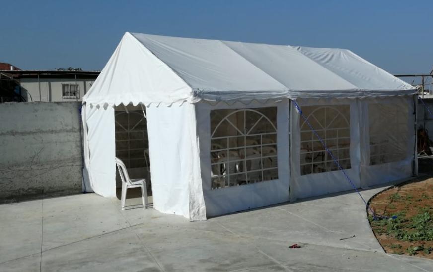 השכרת אוהל לאבלים